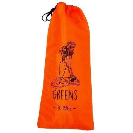 Sacola para legumes Sobags Greens (Cenoura)