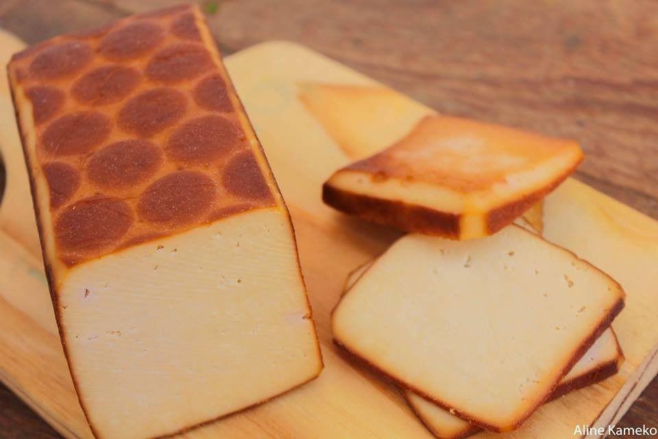 Tofu Defumado Orgânico peça UAI Tofu - (300 a 350g) NOVO TAMANHO, PEÇAS MAIORES