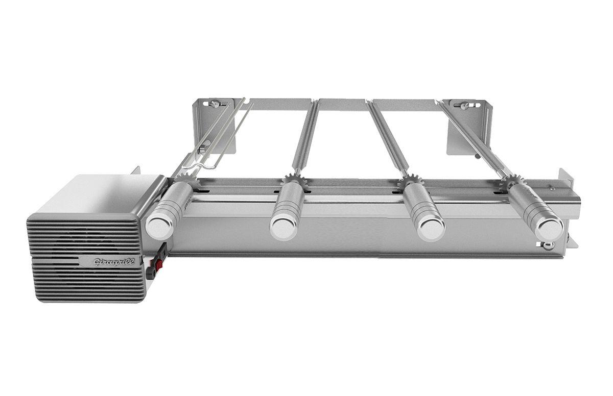 Giragrill Kit PM-4 Inox