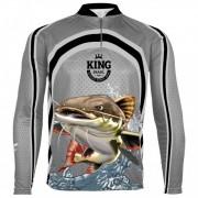 Camiseta King Sublimada KFF77 - Pirarara
