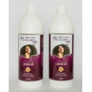 2 Cremes de pentear - Leave-in  - 1000 ml (cada)