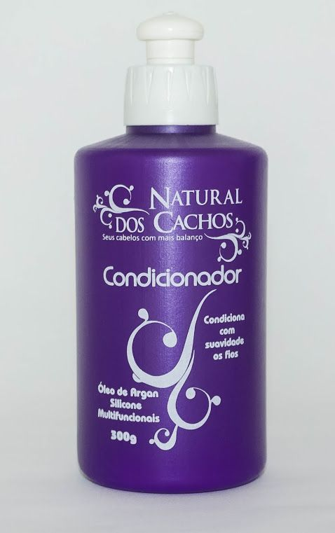 Condicionador - Natural dos Cachos - 300 ml