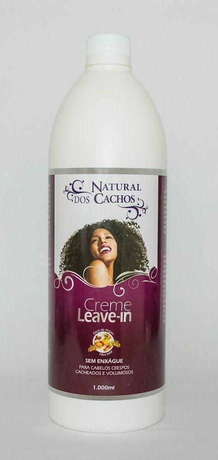 Creme de Pentear - Leave-in - 1000 ml