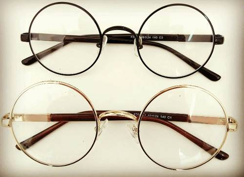 262769b6f50c3 Óculos Redondo Armação De Grau Retrô Vintage - Alex Milan 011 4337-1730