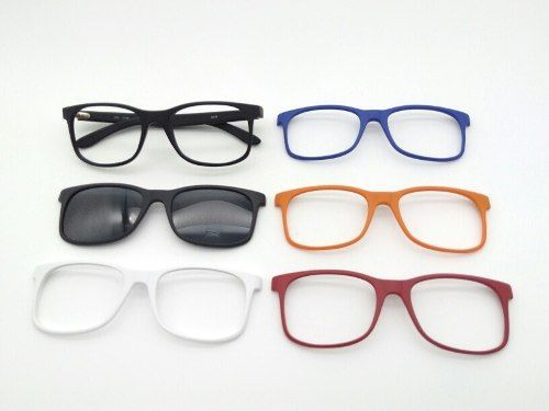0479b2522 Óculos Infantil Unissex Troca A Frente 933