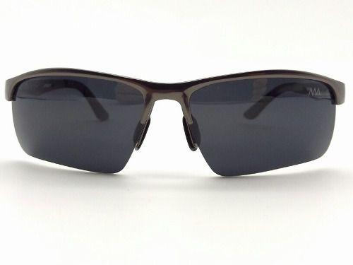 Óculos De Sol Armação Aluminium Esportivo Lentes Polarizada c3af74482f