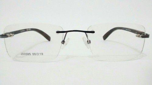 114bf9746 Armação Óculos De Grau De Madeira 00585-c1