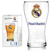 Copo Shape Real Madrid Estadio - 470 ml