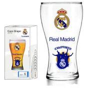 Copo Shape Real Madrid Torcida - 470 ml