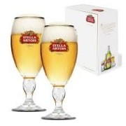 Kit c/2 Taças Stella Artois