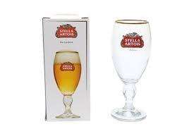 Cálice Stella Artois 250 ml - Taça Stella Artois