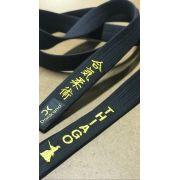 Faixa Especial de Karate Personalizada