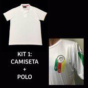 Kit 1: Camiseta + Polo