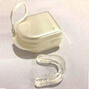 Protetor Bucal Simples Moldável C/ Estojo