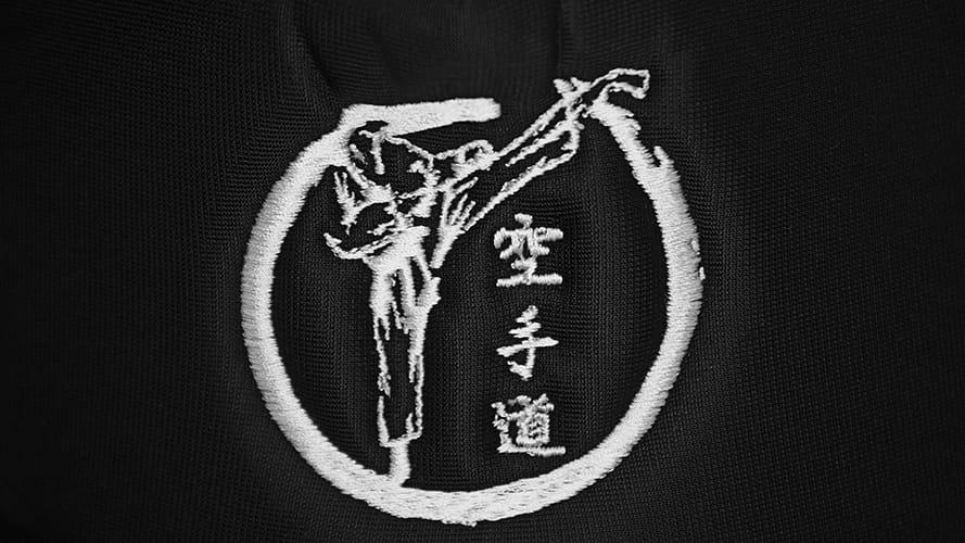 Boné Karate-do  Chute