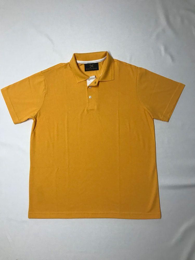 Camisa Pólo Masculina Manga Curta