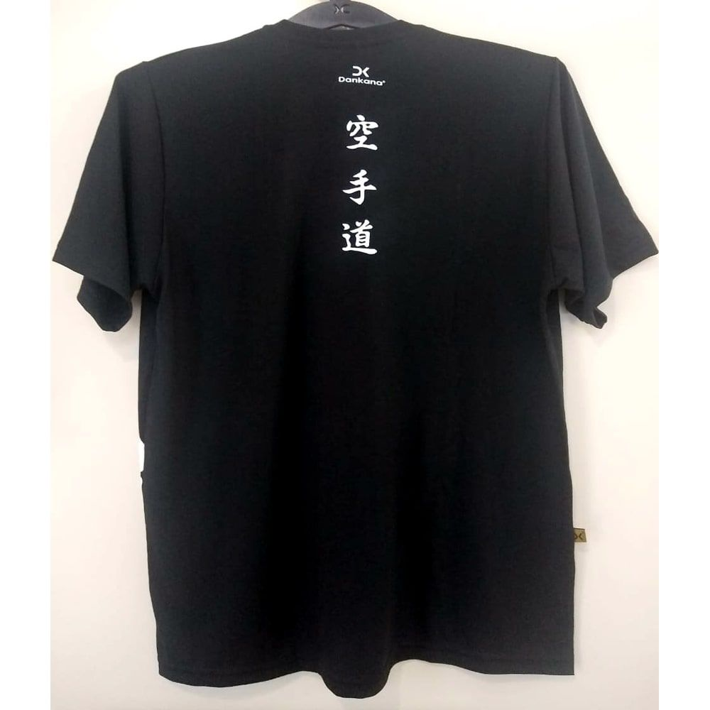 Camiseta Poliamida Cinza