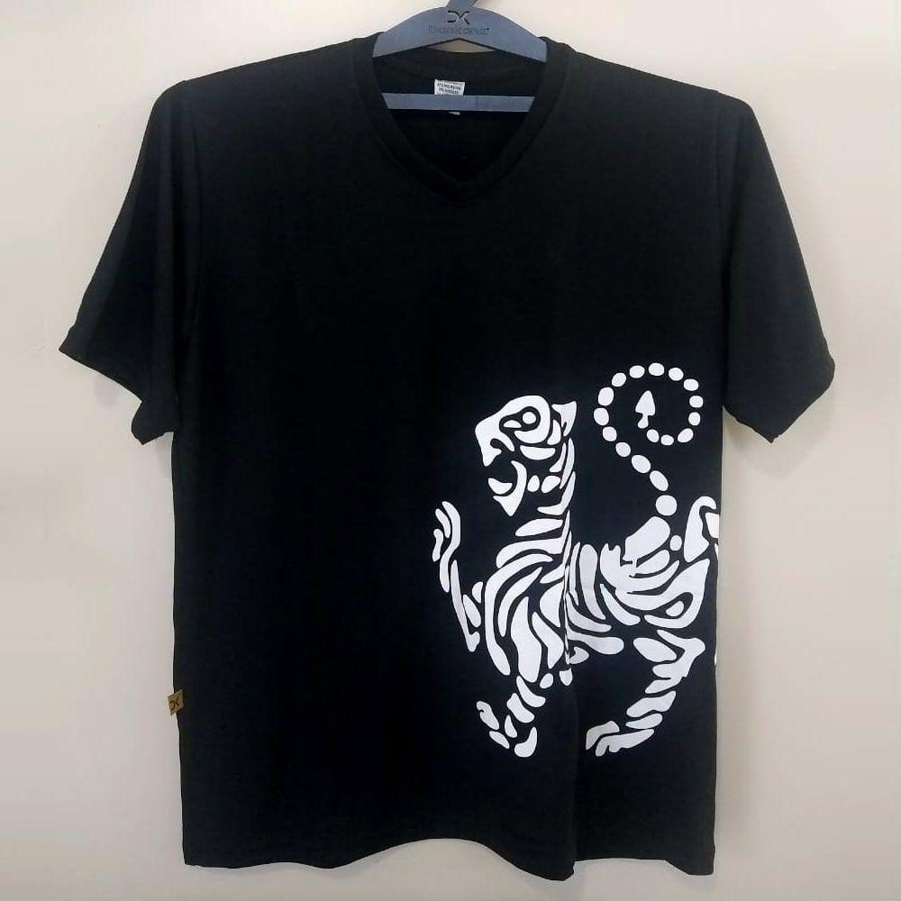 Camiseta Poliviscose Tigre