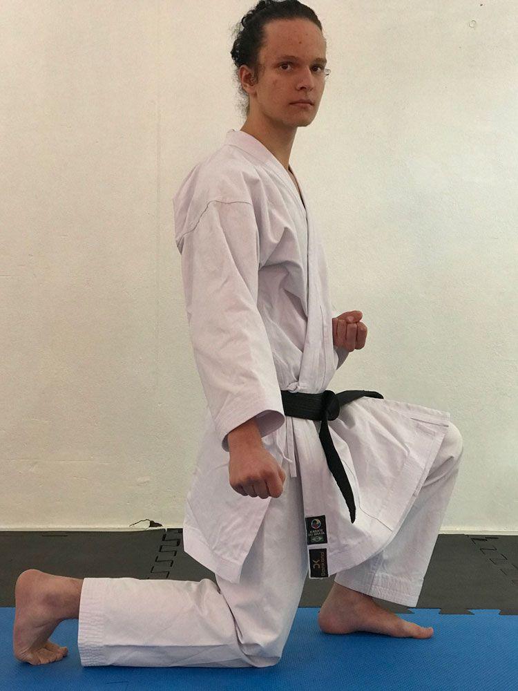Kimono Kata K10 Infantil
