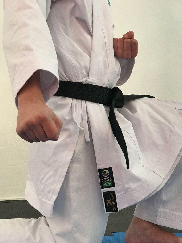 Kimono Kata K12 Infantil