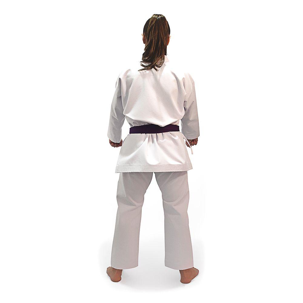 Kimono Tradicional Lona Pesada K12 Adulto