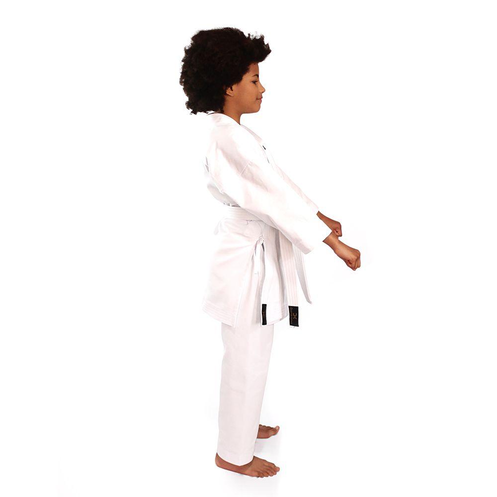 Kimono Tradicional Sarja Forte Infantil