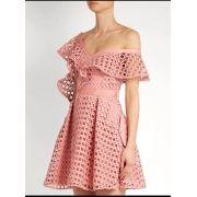 Vestido Sp Rosa Curto