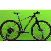 Bicicleta Oggi Big Wheel 7.5 Sram 12v Preto/Dourado/Vermelho (2019)