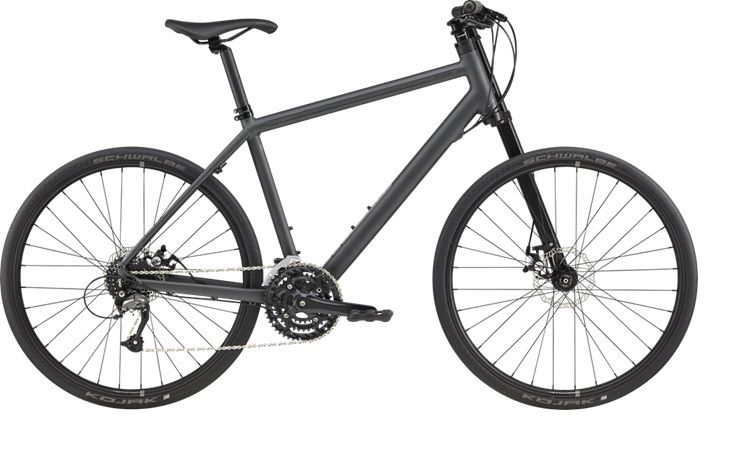 BICICLETA CANNONDALE BAD BOY 4