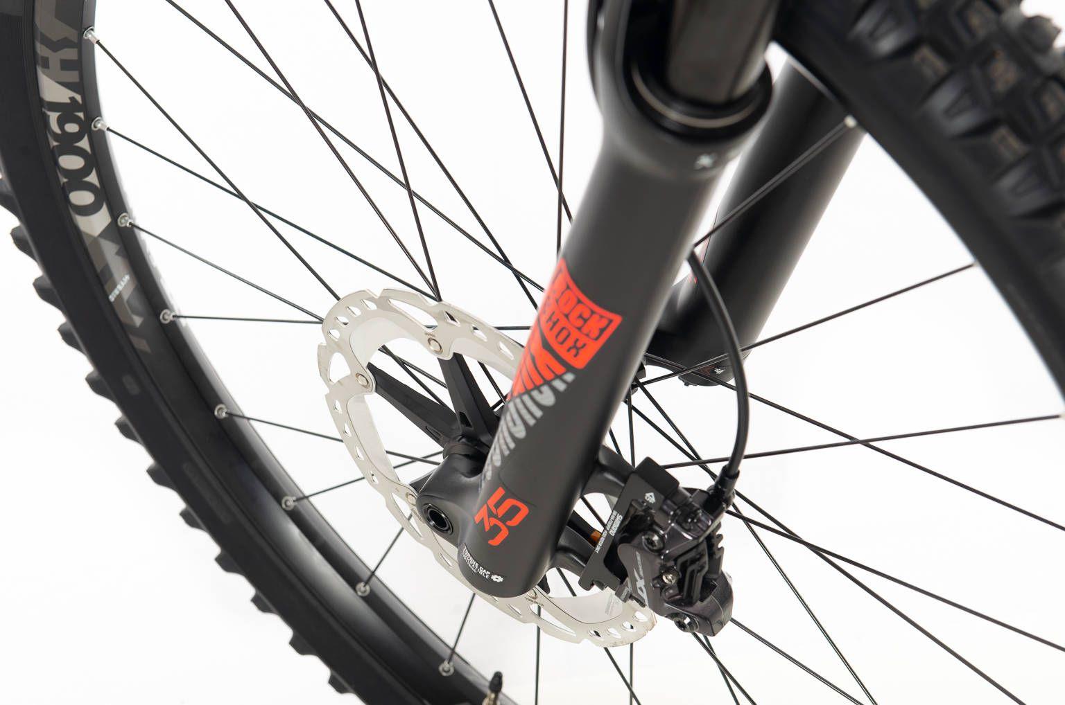 Bicicleta Elétrica Sense Impulse E-Trail E-MTB 2020