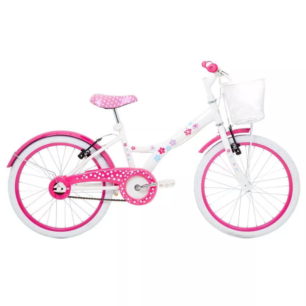 Bicicleta Tito My Bike c/ Cestinha Aro 20