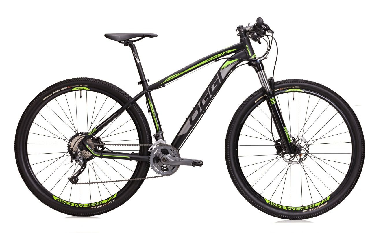 BICICLETA OGGI BIG WHEEL 7.2 ARO 29