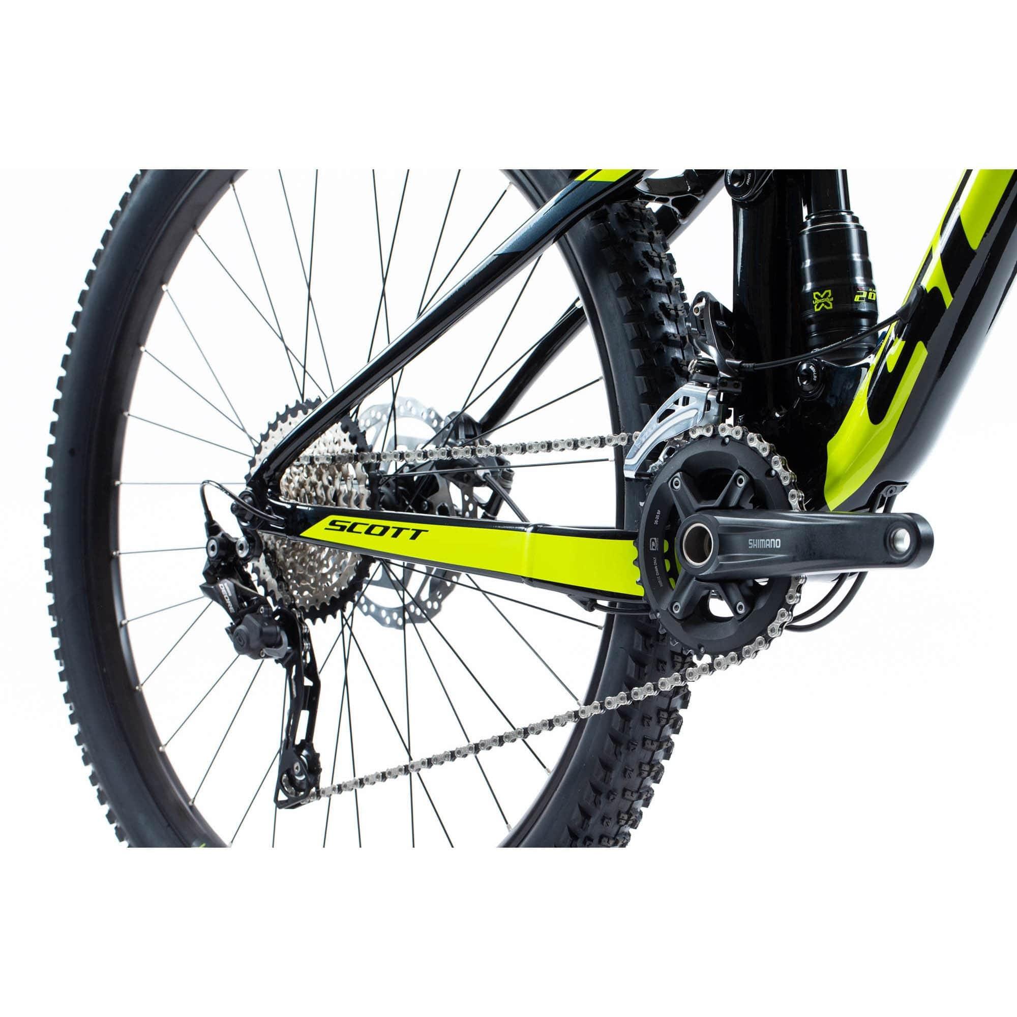 Bicicleta Scott Spark 970 2019