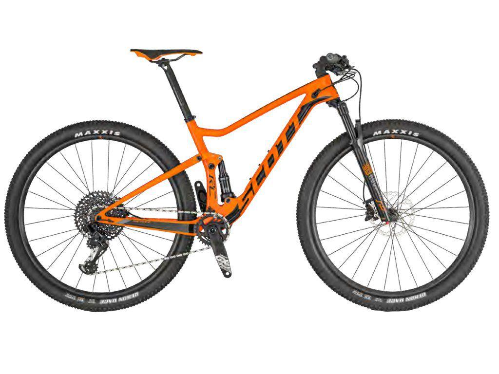 Bicicleta Full Suspension Scott Spark RC 900 Team 2019