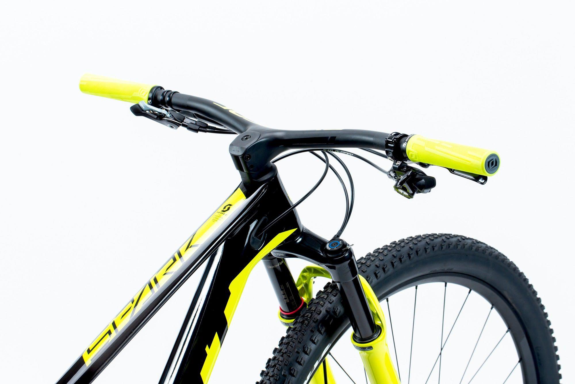Bicicleta Scott Spark RC 900 World Cup 2019