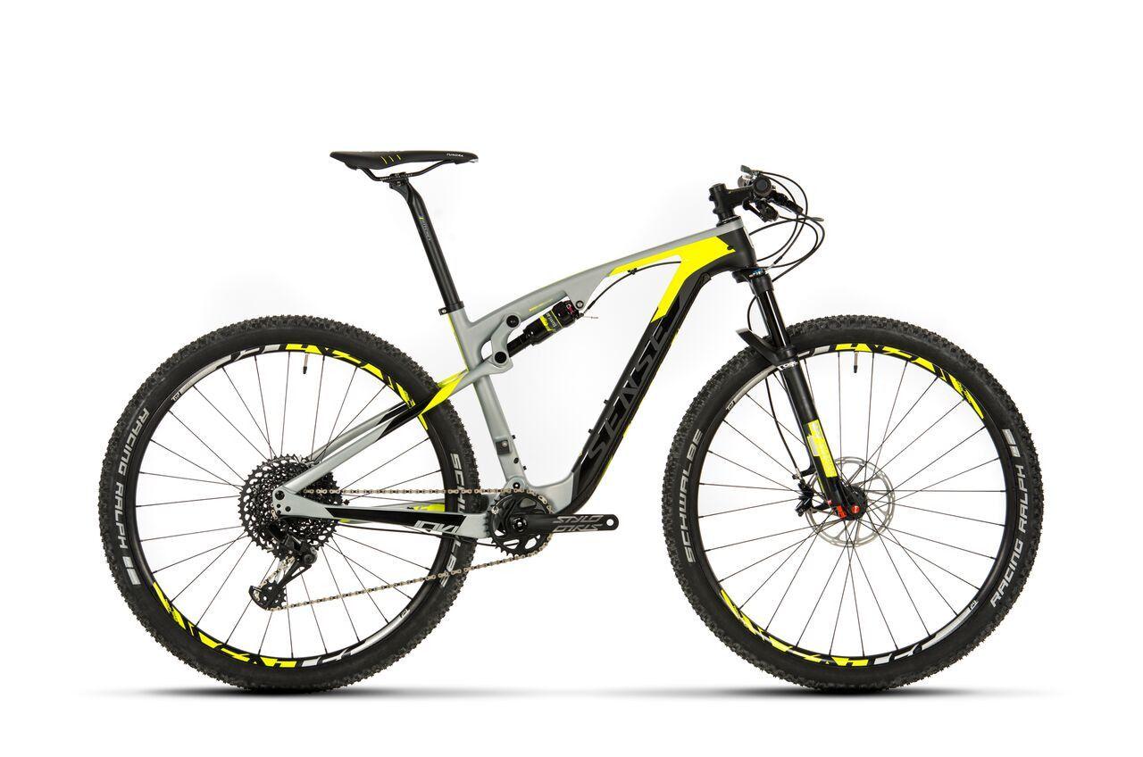 Bicicleta Sense Invictus Evo Full Suspension Aro 29 - 2019