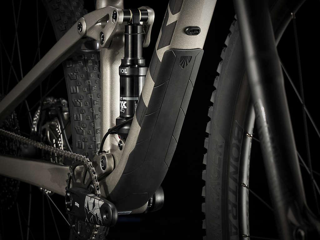 Bicicleta Trek Bikes Top Fuel 9,7 - R$ 27.999,00