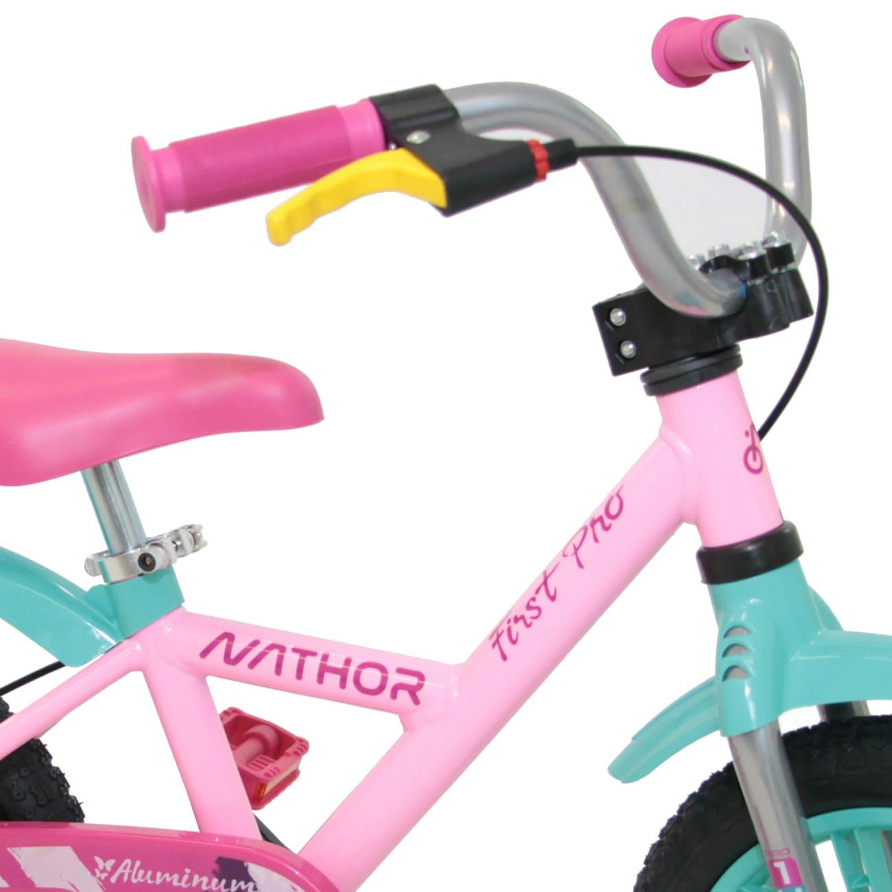 Bicicletas Infantil Aro 14 FirstPro - Feminina