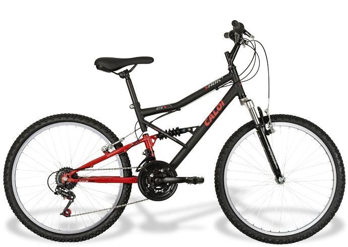 Bicicleta Caloi Shok Aro 24