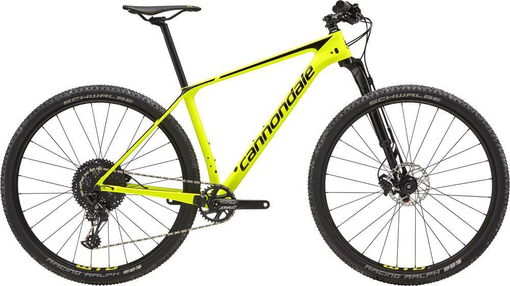 ebf67c543 Bicicleta Cannondale F-Si Carbon 4 Amarelo Aro 29 - 2019 por R  17.999