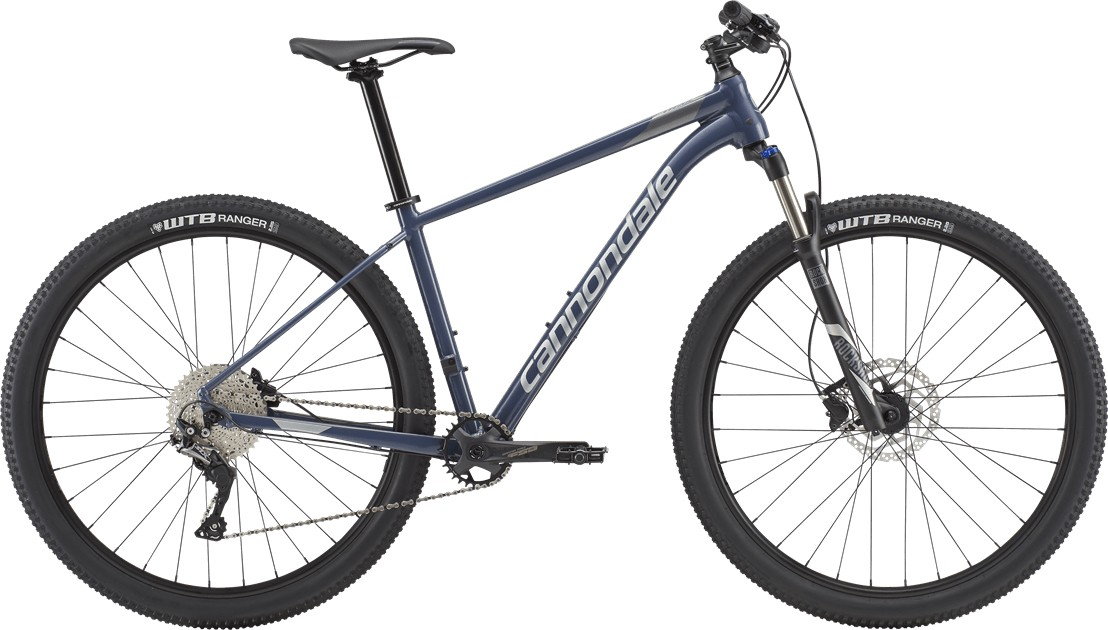Cannondale Trail 4 - 2018 - R$ 4.899,00