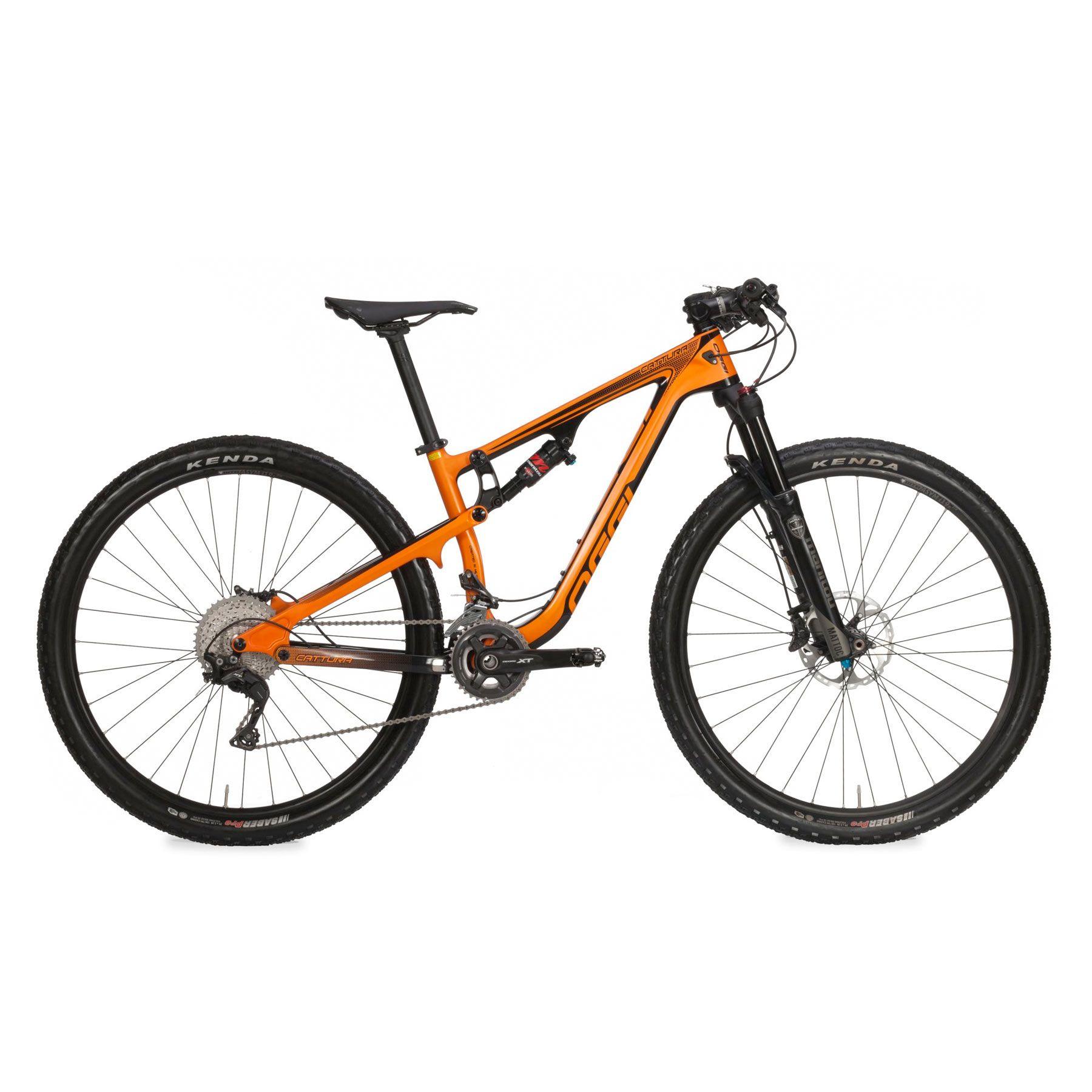 Bicicleta OGGI Cattura PRO XT 22 vel