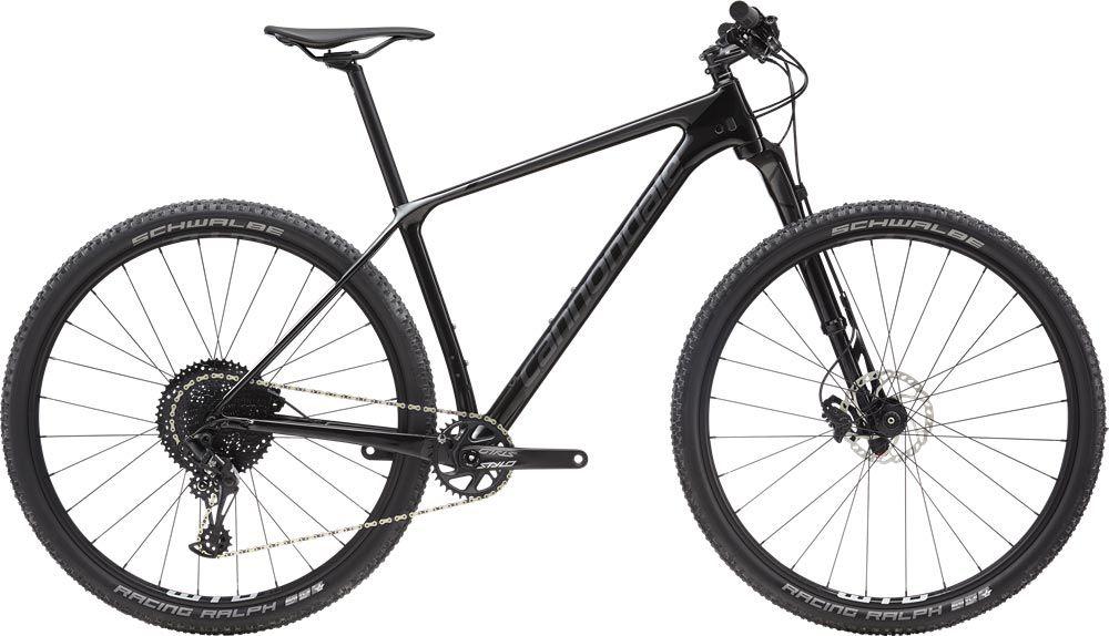 Bicicleta Cannondale F-Si Carbon 4 Cinza Aro 29 - 2019 por R$ 17.999