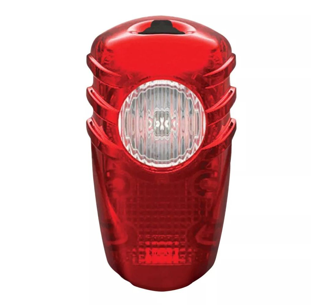 Farol Niterider Bike Mako 200 Usb/tail Light 2 Watts Bicicle