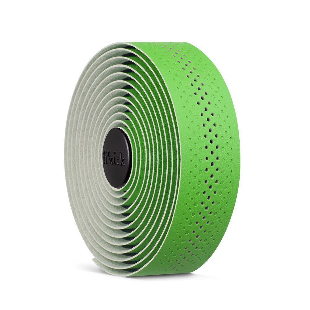 Fita de guidão Fizik Superlight 2mm Thick Verde Maça