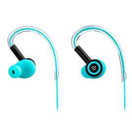 Fone De Ouvido Multilaser Silicone Earhook Pulse Preto e Azul - PH220