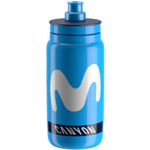 Garrafinhas CARAMANHOLA ELITE FLY TEAM MOVISTAR ENDURA CANYON 550ML
