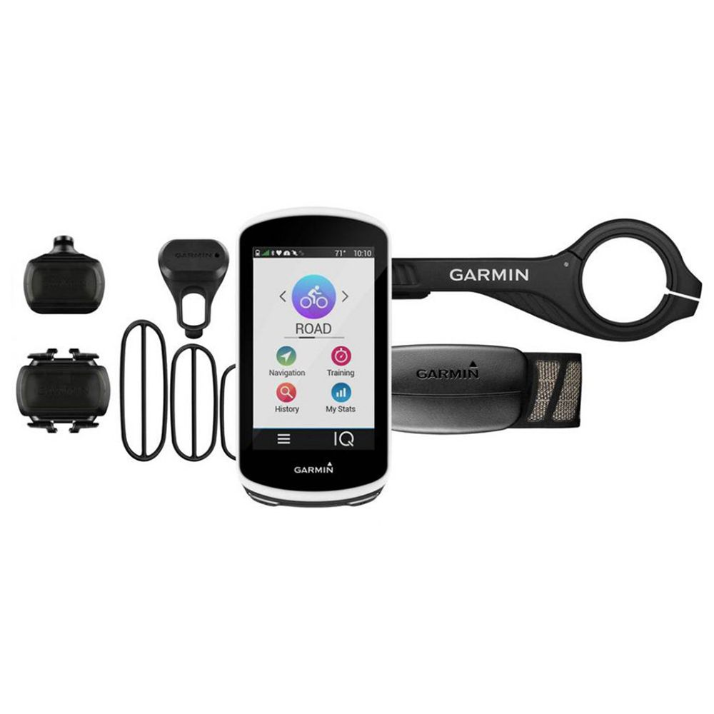 Ciclocomputador com Gps Garmin Edge 1030 Bundle
