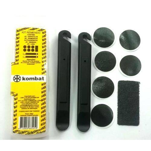 Kit Remendo Kombat autocolante para pneus de bicicleta