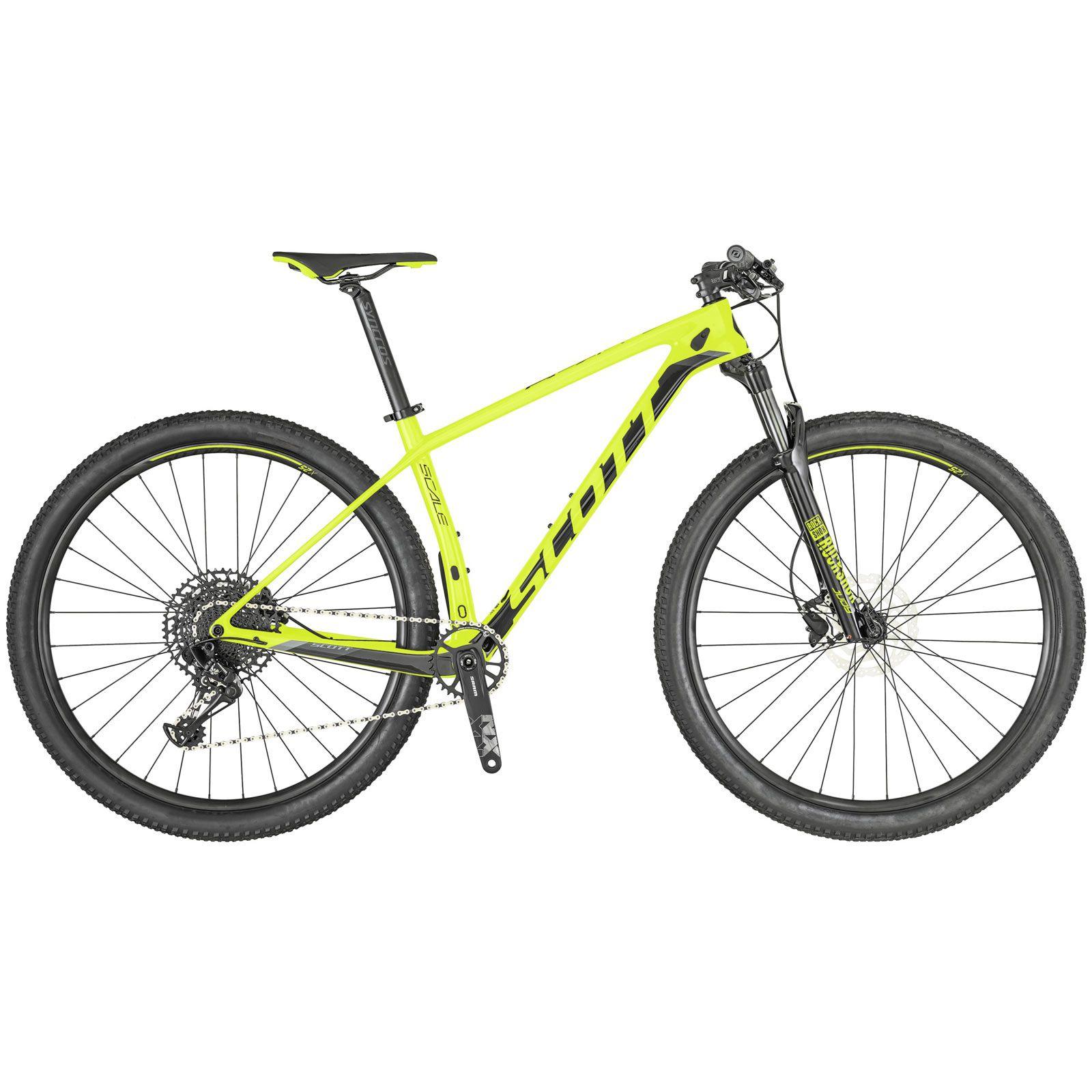 Bicicleta Scott Scale 940